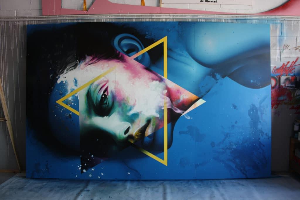 arte urbano en ayamonte
