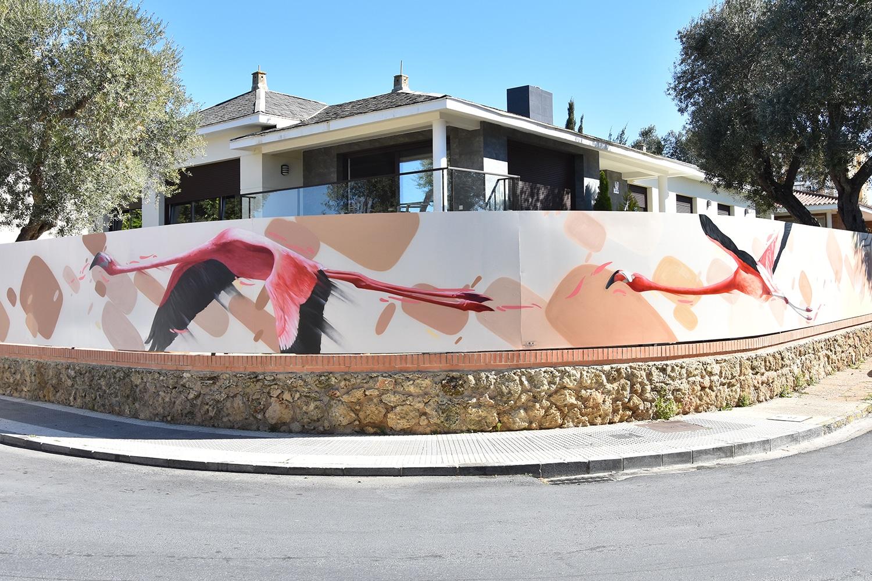 decoración artítica con graffiti profesional
