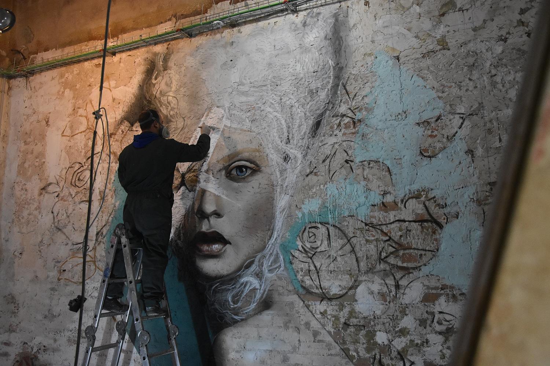 graffiti huelva