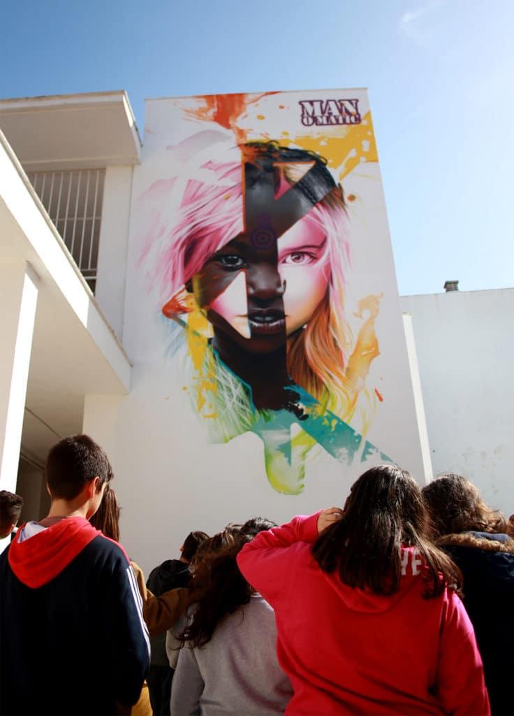 graffiti social