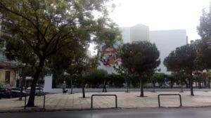 street art en Atenas