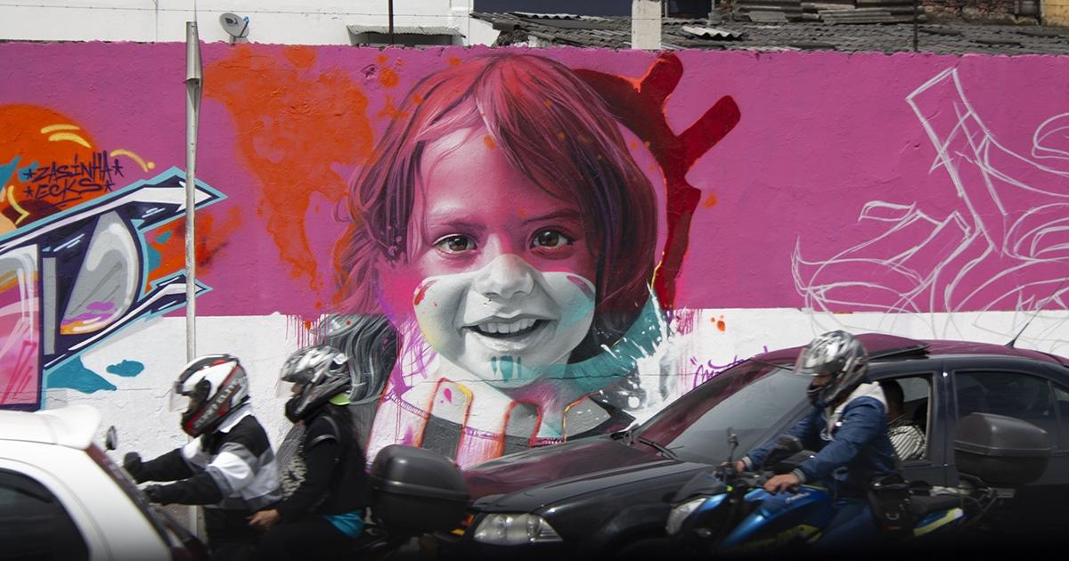 Entrevista sobre arte urbano
