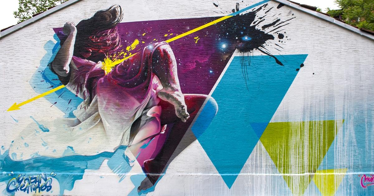Arte urbano desde Huelva