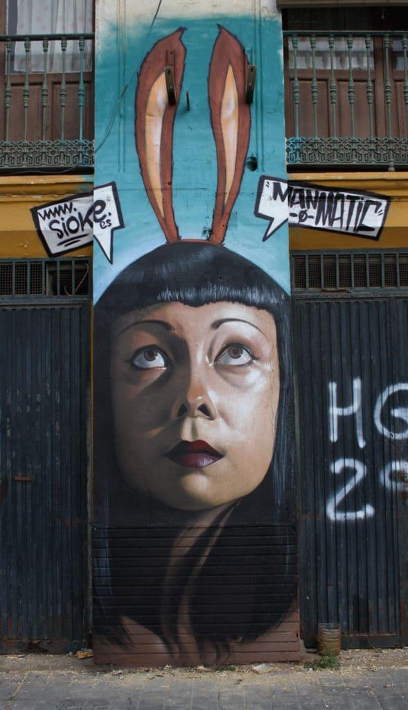 arte urbano huelva