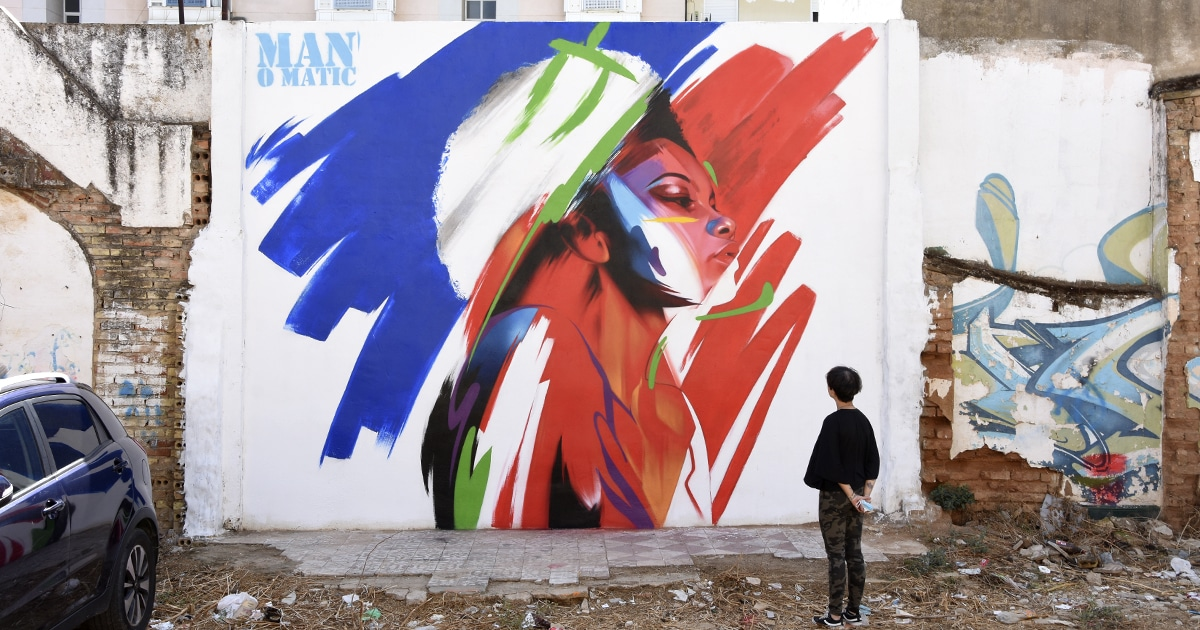 Nueva obra de arte público