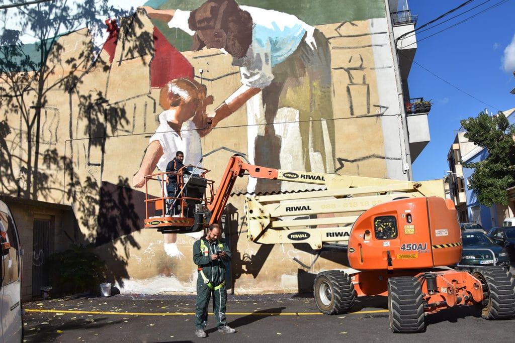 Artistas urbanos internacionales