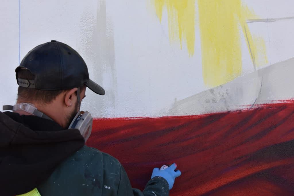 Street art español
