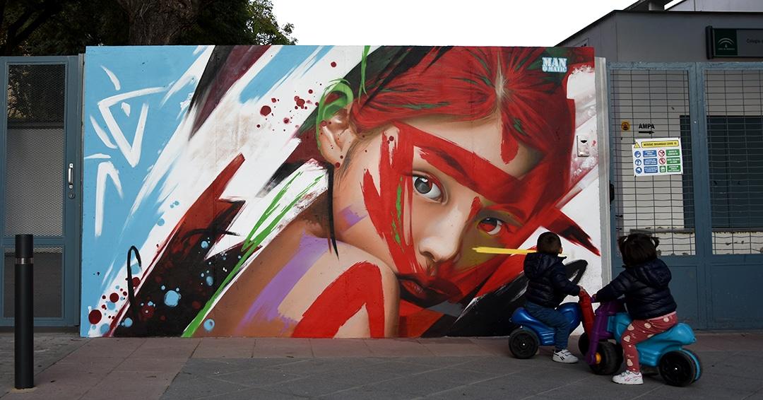 los niños y el arte