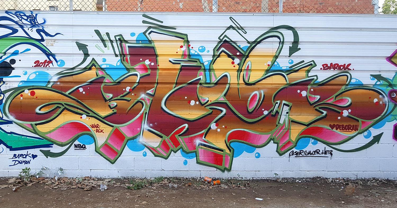 barok graffiti