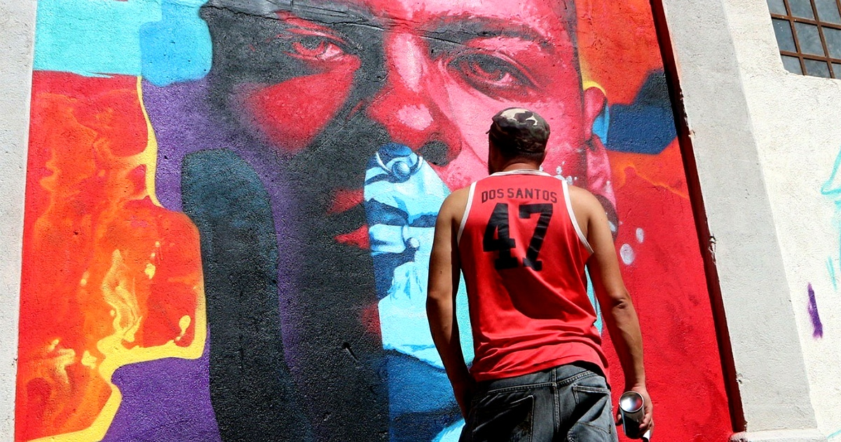 el graffiti y el arte urbano en Barcelona