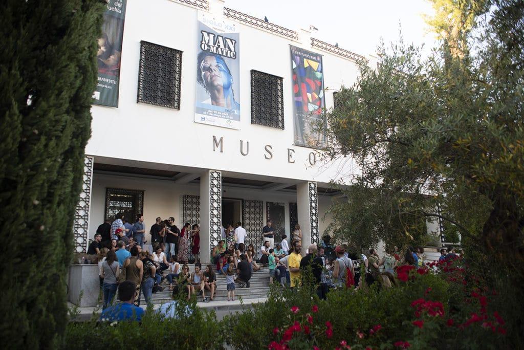 Dia de los Museos Huelva