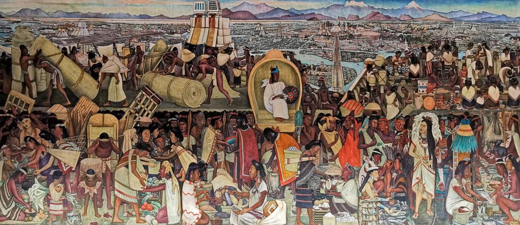 mural diego de rivera