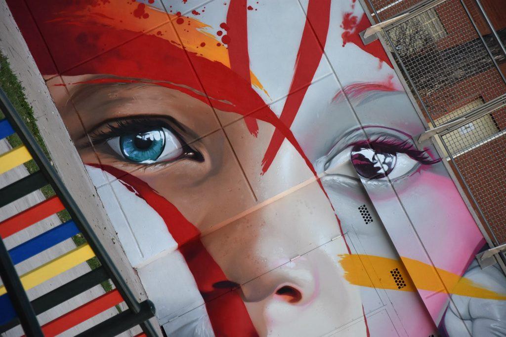 graffiti moguer