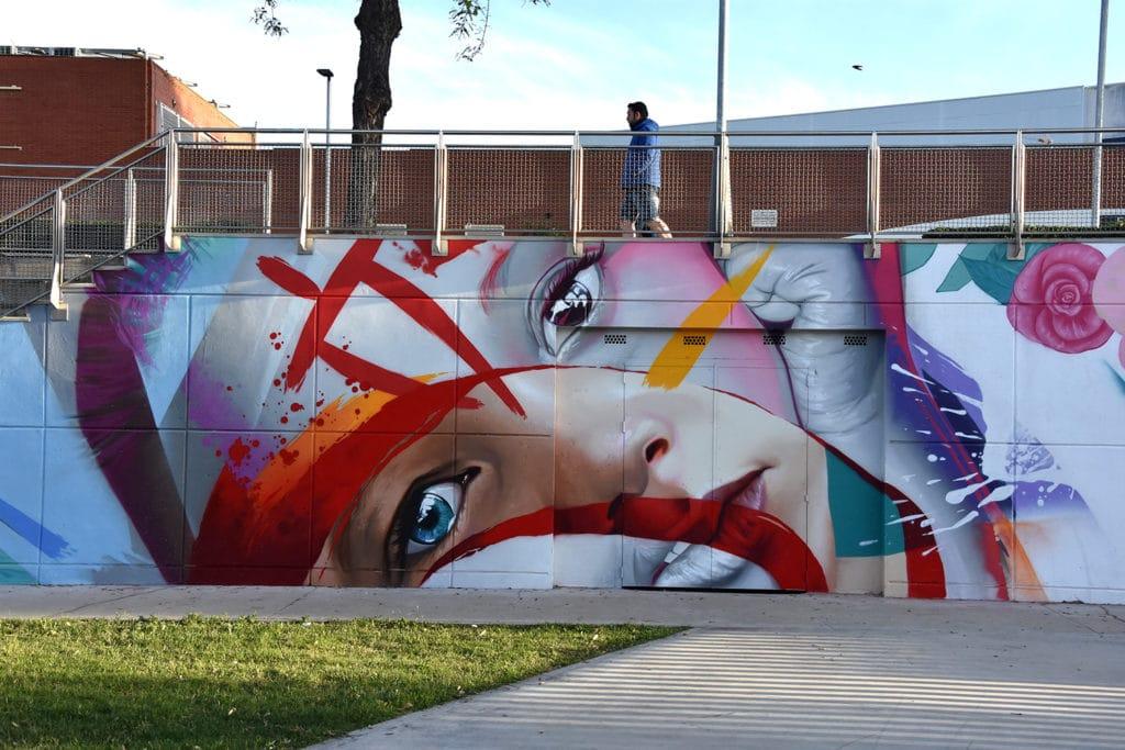 street art moguer