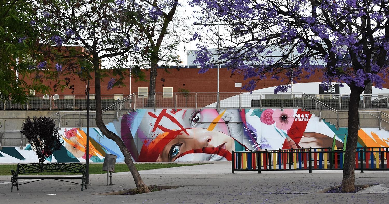 Patrocinio del arte urbano como patrimonio