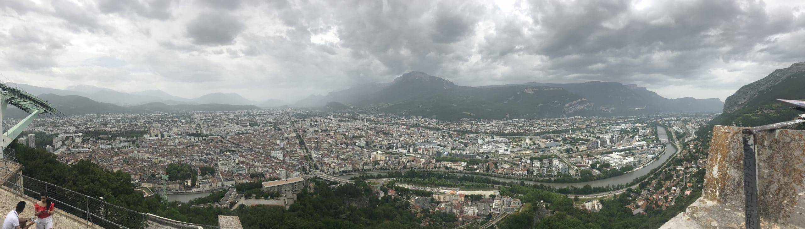 Grenoble Alpes graffiti